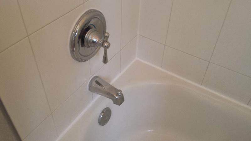 bathtub leaks