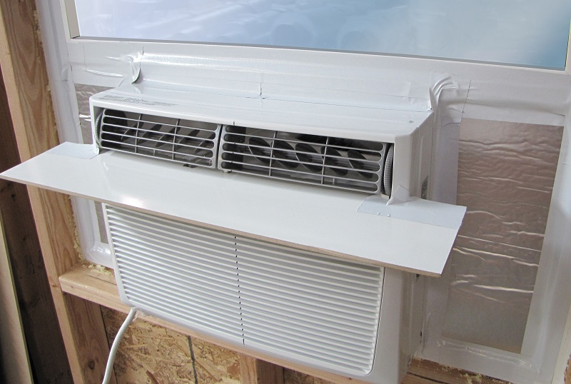 The energy efficiency of air conditioning
