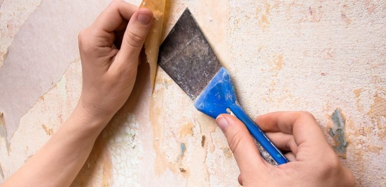 How to remove wall paint? With general considerations