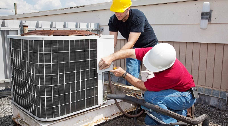 maintenance of air conditioning