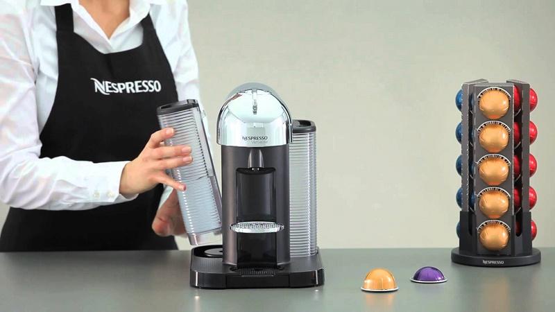 Nespresso kit