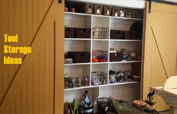 Discover the 4 tool storage ideas and solutions
