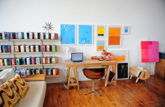Merging Tech and Decor