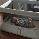 the best travel cot for your baby