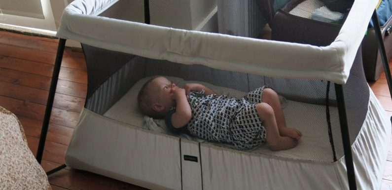 What is the best travel cot for your baby?