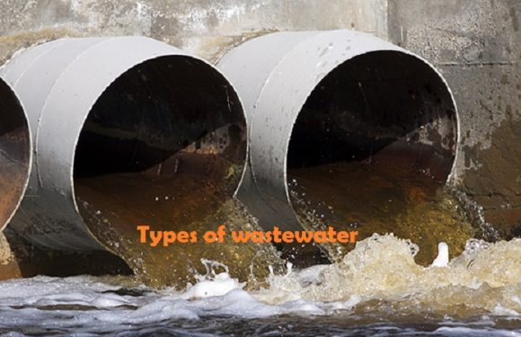 Types of wastewater: why it is important to know them