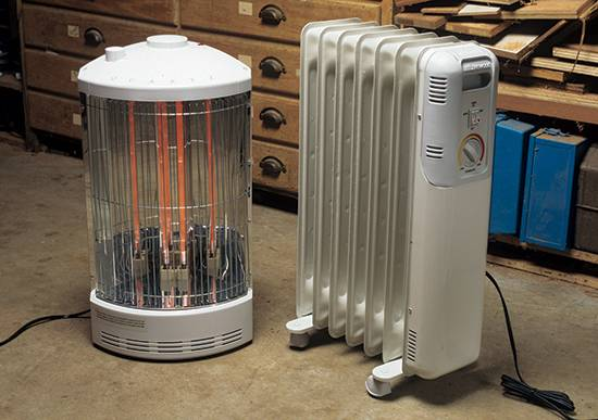 Convector or oil radiator?
