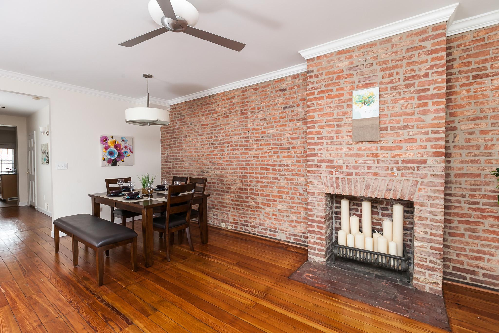 Brick walls insight