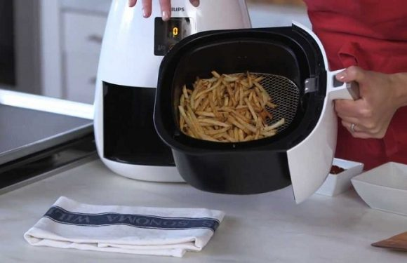 How to use air fryer to cook your favorite dishes