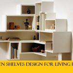 shelves design for living room