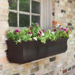Outdoor Window Planters