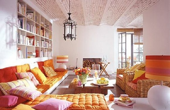 Boho Chic decoration ideas and tips for living room