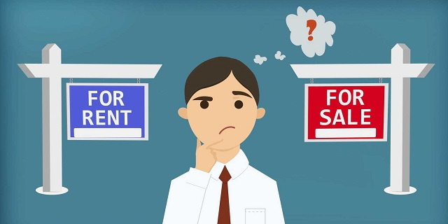 Renting vs selling pros and cons