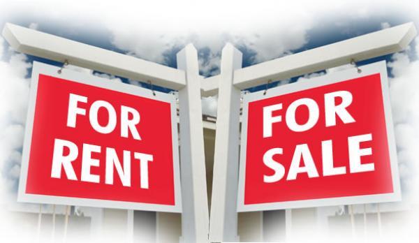 Renting vs selling
