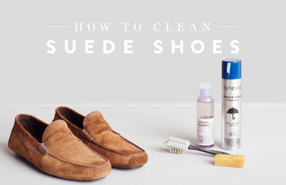 How to clean suede shoes? Step by step guideline
