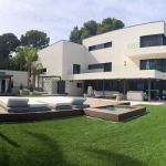 Lionel Messi house inside and outside