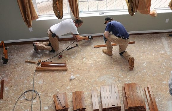 Hardwood Installation hacks