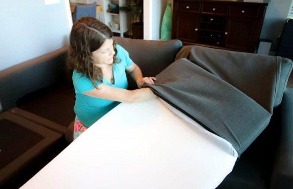 How to Clean Foam Sofa Cushions? Follow the Steps