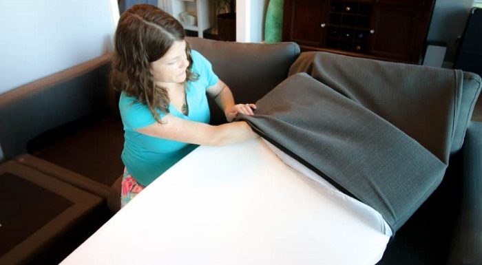 How to Clean Foam Sofa Cushions? Follow the Steps