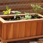 how to prepare wooden crate garden