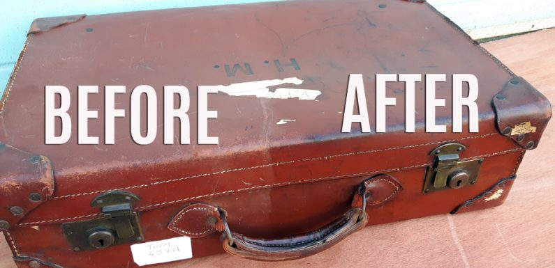 How to Restore an Old Steamer Trunk? Step by Step Guideline