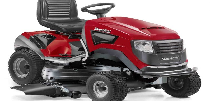A guide to choosing the right lawnmower