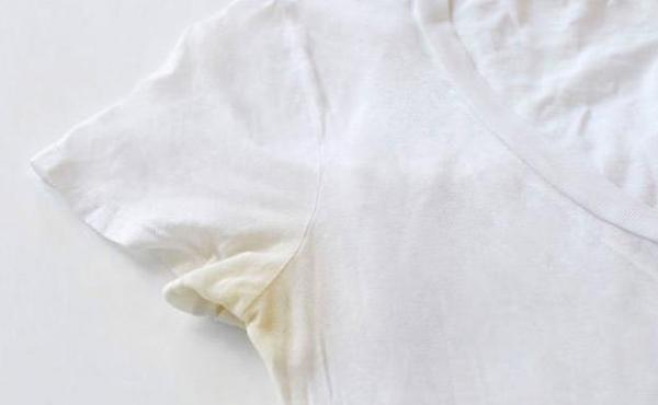Hydrogen peroxide to eliminate stains