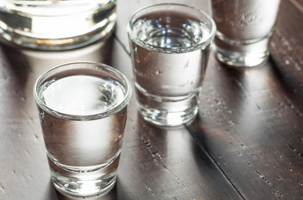 Vodka to remove stains