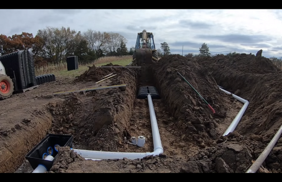 DRAIN FIELD AND IT'S REPAIRING— An insight into the procedures