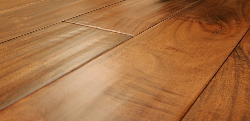 Six Reasons why Homeowners in Canberra Need Timber Flooring