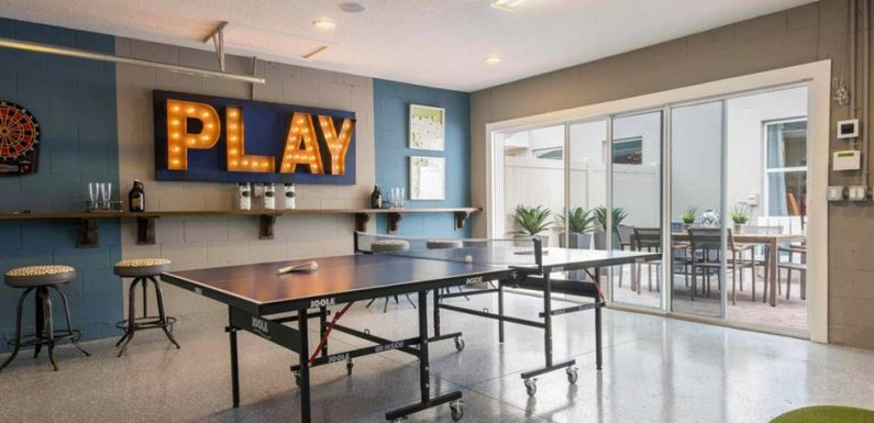 How to turn a garage into a room cheaply