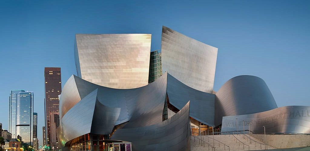 Explore the modern architecture in LA