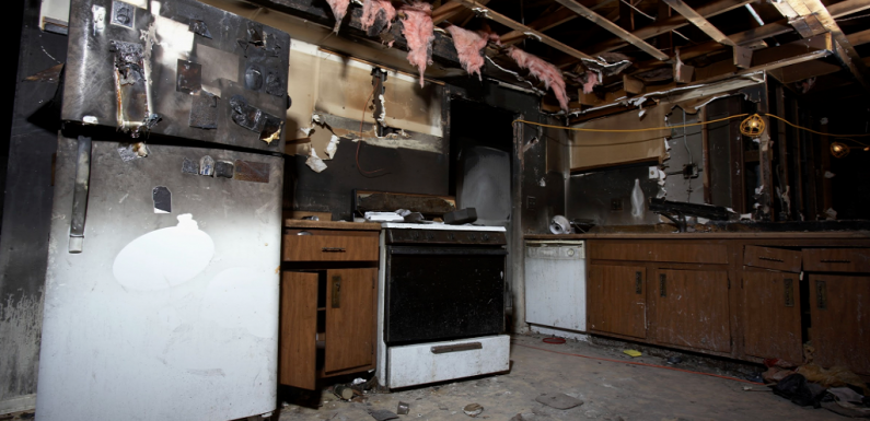 Steps To Restoring Your Damaged Kitchen After A Fire