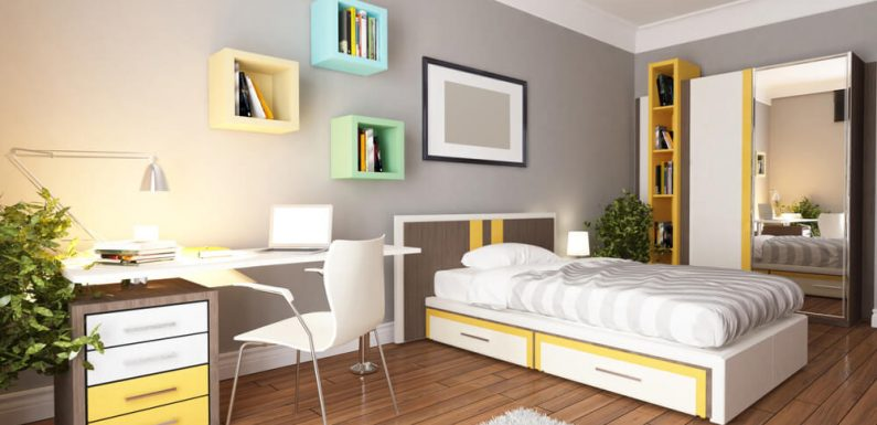 How to decorate your minimalist dorm room