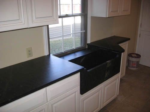 How to furnish a low window in kitchen?