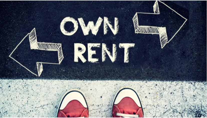 Is It Better To Rent or Buy A House in 2021?