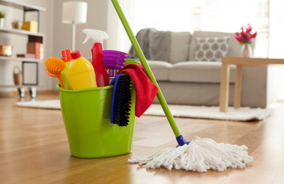 Tips For Making Cleaning Your Home Easier